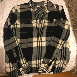 J.Crew Boyfriend Plaid Flannel